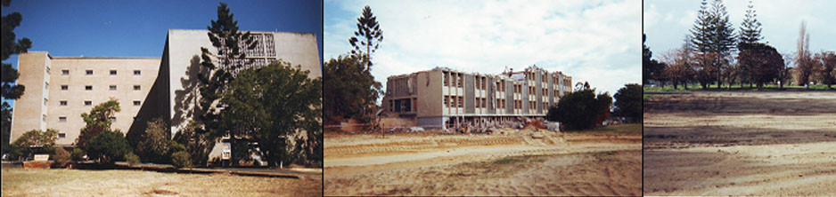 Bunbury Regional Hospital Demolition